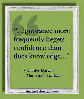 Charles-Darwin-on-ignorance
