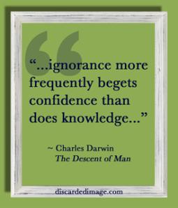 Charles-Darwin-on-ignorance