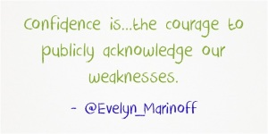 confidence-isthe-courage